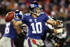 Eli Manning Pictures - Philadelphia Eagles v New York Giants - Zimbio