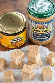 Once Again Peanut Butter Banana Fudge