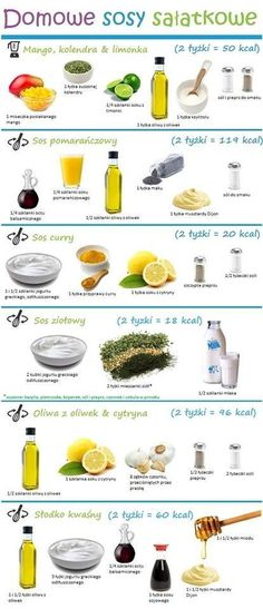 Healthy Homemade Salad Dressings is part of Homemade salad dressing healthy - Looking for a way to replace your store bought salad dressing We've rounded up some healthy salad dressing recipes with less sodium and calories that will liven up your salads Healthy Snacks, Healthy Eating, Healthy Recipes, Diet Recipes, Healthy Habits, Homemade Dressing, Salad Dressing Recipes, No Calorie Dressing Recipe, Snacks