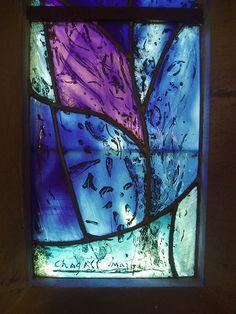 Chagall Glass, Tudeley #art #artists #chagall #MarcChagall #Marc-Chagall #Jewish