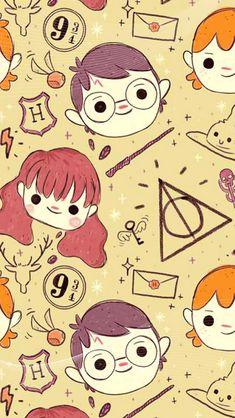 Ideas For Wallpaper Harry Potter Samsung Ps Wallpaper, Wallpaper Animes, Wallpaper Iphone Cute, Tumblr Wallpaper, Cartoon Wallpaper, Disney Wallpaper, Cute Wallpapers, Harry Potter Tumblr, Harry Potter Anime