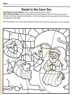 Daniel And The Lions Den Coloring Page Daniel And The Lions Den Coloring Pages Dxjz Huge Gift Daniel In The. Daniel And The Lions Den Coloring Page Daniel In The Lions Den Coloring Page New Bible Pages Free. Daniel And… Continue Reading → Bible Story Crafts, Bible Crafts For Kids, Preschool Bible, Bible Study For Kids, Bible Activities, Preschool Crafts, Sunday School Kids, Sunday School Lessons, Sunday School Crafts