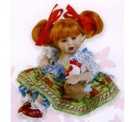 Marie Osmond Dolls: Shop Toni's Collectibles for Marie Osmond Dolls  Farmer's Daughter.  Love her red hair.