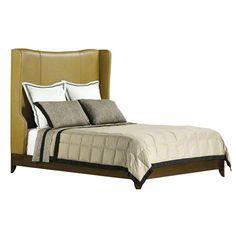 Dane Upholstered Bed (King) | Baker Furniture