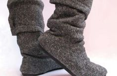 The Anti-Ugg Boot: 10 DIY Boots and Slippers You Can Make
