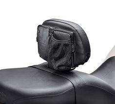 Rider Backrest Organizer | New Arrivals | Official Harley-Davidson Online Store