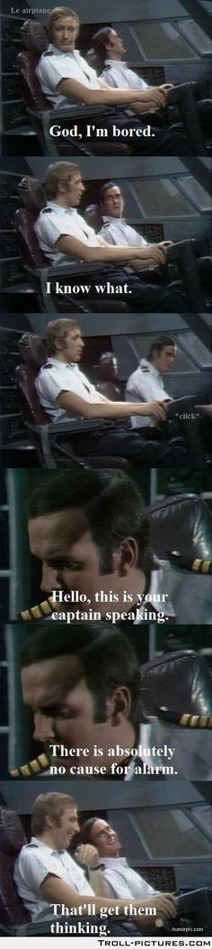 Monty Python never fails