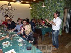 El triángulo » Cena de maridaje con vinos de bodegas Denébola en Maná Bar de Onda http://www.eltriangulo.es/contenidos/?p=68402