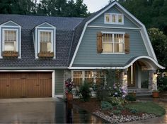 10 Ideas for Garage Doors  How to choose materials, plus match your home's style and colors