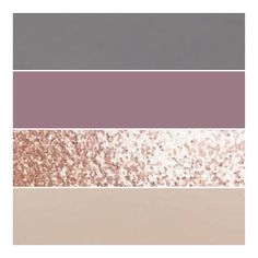14 Best rose gold color palette images | Paint colors ...