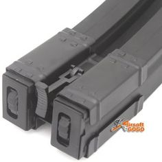 JG Dual Mag Clamp for MP5 Magazine - AirsoftGoGo