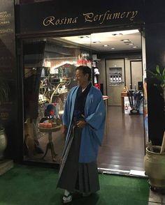Thank you  #yosi & #yuma #japan #tokyo #osaka #besties #japanese #german #hollywood #kimono #love #perfumes #perfumery #alabonfire #rosinaperfumey #giannitsopoulou6 #glyfada #athens #greece  @ Rosina Perfumery