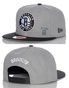 fd5e12d34ca NEW ERA Basketball snapback cap Adjustable strap on back of hat for  ultimate comfort Embroidered Brooklyn Nets team logo on front Jimmy Jazz  Exclusive I ...