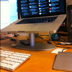 X-stand for my MBP