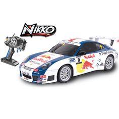 Nikko 1:16 RC Porsche 911 GT3