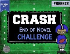 Crash Coogan\'s Yearbook is a project for use after reading Jerry ...