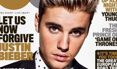 Justin Bieber: Popstar looks polished on first GQ cover