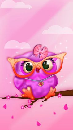 Best Ideas For Wall Paper Celular Fofo Coruja Cute Owls Wallpaper, Et Wallpaper, Iphone Wallpaper, Wallpaper Backgrounds, Owl Graphic, Retro Arcade, Owl Cartoon, Owl Pictures, Galaxy Painting