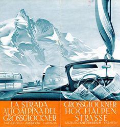 vintage german tour guide cover