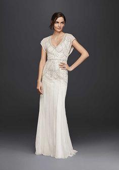 Wonder by Jenny Packham Wonder by Jenny Packham Style JP341704 Sheath Wedding Dress