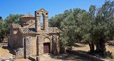 Άγιος Γεώργιος Διασορίτης (10ος - 11ος αιώνας) | Naxos.gr