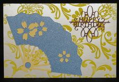 pagoda cricut cartridge | ... Cricut and the Pagoda cartridge. Happy Birthday was cut from Lacy
