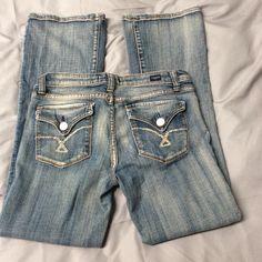 Vigoss Jeans size 7 Boot cut Vigoss Jeans Boot Cut