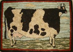 Warren Kimble Cow  Added by Loretta Moore