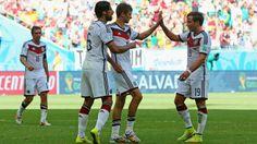 Thomas Mueller (GER) - 3rd Goal - Germany vs Portugal 4-0 - Group G 16 June 2014