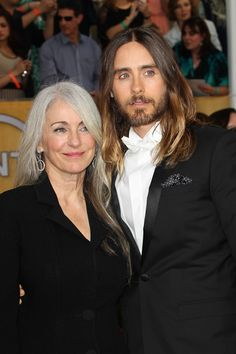 Constance and Jared Leto