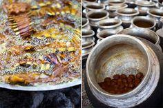 The Wazwan, photographed by Stuart Freedman #food #Kashmir