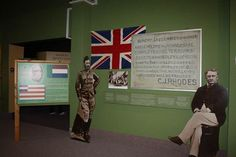 Visitors from around the world are fascinated by the South African War, also known as the Anglo-Boer War, because both the Boers and the British drew strong fighting support from many nations.