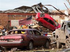 Help the families. Oklahoma combs through wreckage after storm of storms leaves 24 dead - U.S. News
