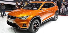 The SEAT 20V20 Concept has been revealed at the 2015 Geneva Motor Show, but it's not the more compact SV we expected but a bigger model for 2020. http://www.carsuk.net/the-seat-20v20-is-a-big-seat-suv-to-come-but-not-until-2020/