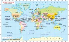 World map with longitude and latitude tropic of cancer and world maps know what does map stand for with its history uses types of maps and how maps are made gumiabroncs Gallery