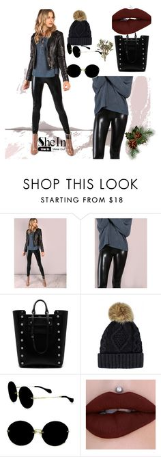 """Bez naslova #61"" by melisacamdzic ❤ liked on Polyvore featuring Mulberry and Miu Miu"