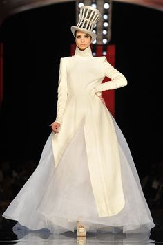 Le défilé Jean Paul Gaultier haute couture automne-hiver 2012-2013