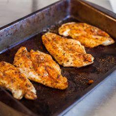 Everyday Baked Chicken