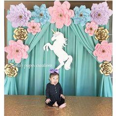 How cute unicorn by @craftmamapartydecor #menaspapercreations #lovewhatido #wallart #paperflowers #paperart #paperflowershop #homedecor #nurserydecor #craftymom #flowerwall #floresdepapel #handmade #madewithlove #birthdaydecor #weddingdecor #babyshower #bridalshower #genderreveal #baptism #bautizo #quinceanera #sweet16party #desserttable #firstcommunion #photobooth #caketable #partyplanner #fiestaparty #unicornparty