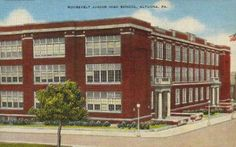 Roosevelt Junior High School, Altoona, PA