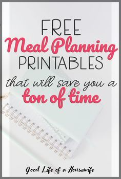 Is meal planning ove