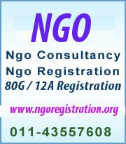Our organization Ngo consultancy offer help in the registration of ngo, Ngo documentation, annual report, audited  balance sheet, it declaring, 12a and 80g registration, registration of multi mention cooperative society, foreign  contribution policy act i.e. FCRA registration, all sorts of jobs like 35ac, professional training, workshop task etc.  which are submitted in the ministries for government funding and websites developing and development of all kinds.