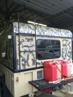 M1101 camper build front rack Trailer Tent, Off Road Camper Trailer, Camp Trailers, Truck Camper, Rv Campers, Overland Trailer, Deer Camp, Camper Conversion, Camping Crafts