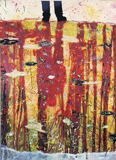 Peter Doig - Reflection (What Does Your Soul Look Like?)
