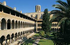 Barcelona en imatges Monasterio de Pedralbes