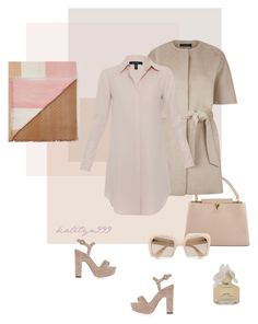 """""""Soft and gentle..."""" by katelyn999 ❤ liked on Polyvore featuring Paul Andrew, Louis Vuitton, Miu Miu, Gucci, Marc by Marc Jacobs, Jaeger, Xander and CasualChic"""