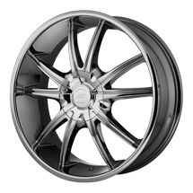 American Racing 897 #Chrome #wheels http://www.thewheelconnection.com/