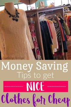 Want new clothes but you're on a tight budget? Check out these money saving tips to help you get SUPER NICE clothes for cheap! These saving money tips are the key to help you save money on clothes and always get fashion for cheap! Cute Fashion, Diy Fashion, Slow Fashion, Nice Clothes, Cheap Clothes, Ways To Save Money, Money Tips, New Outfits, Cool Outfits