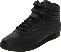Reebok Women's Hi Fashion Sneaker,Black/Black/Black,5 M US