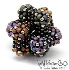 gwenbeads: New Pattern Borromean Links with CRAW